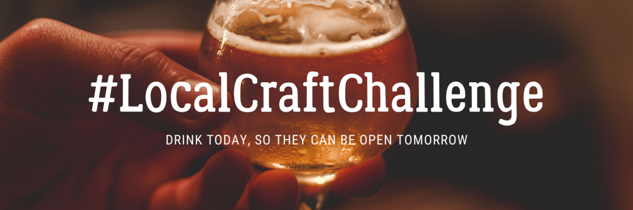 #Drink Local Craft Challenge